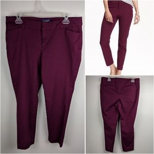 Old Navy - Old Navy Womens Pixie Pants